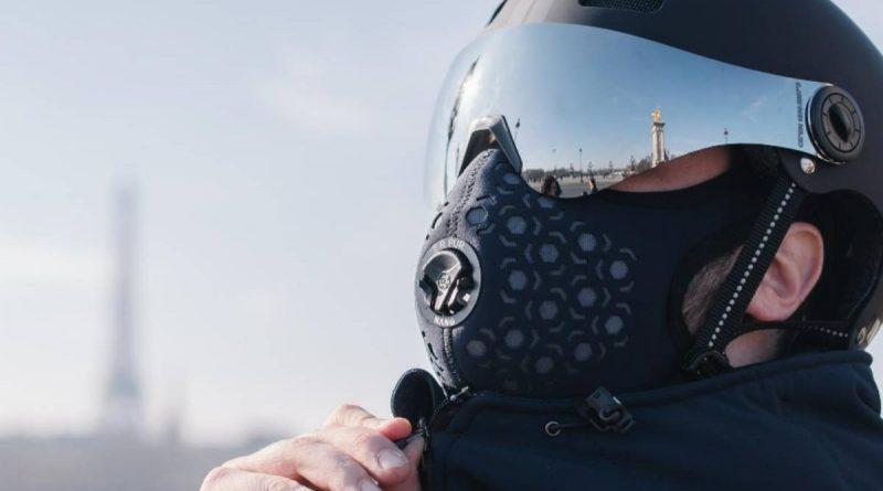 Tout savoir sur le masque antipollution R-PUR